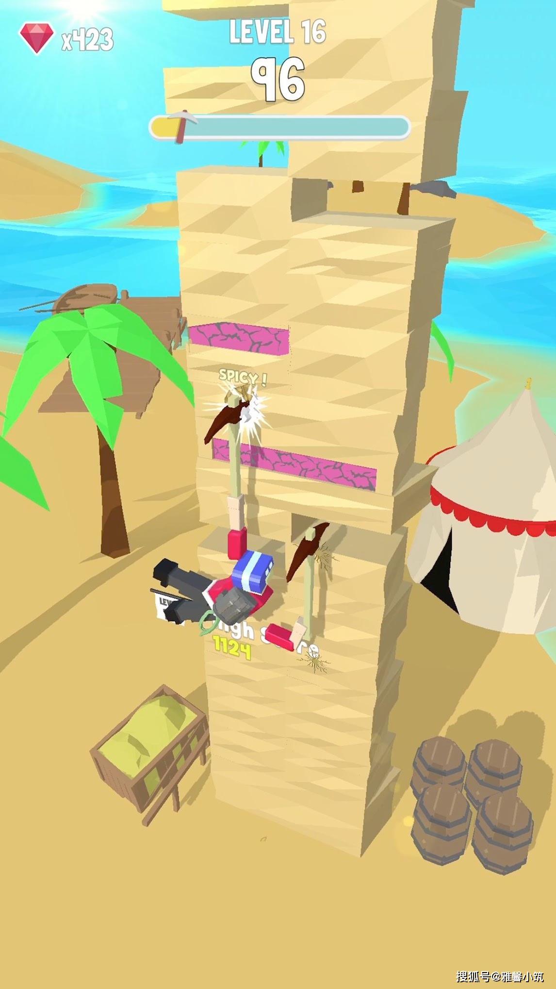 挑战极限体验攀岩《CrazyClimber!》带你环球享受攀登乐趣