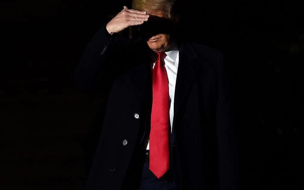 弹劾调查深入,美众议院调查特朗普是否在通俄门中说谎