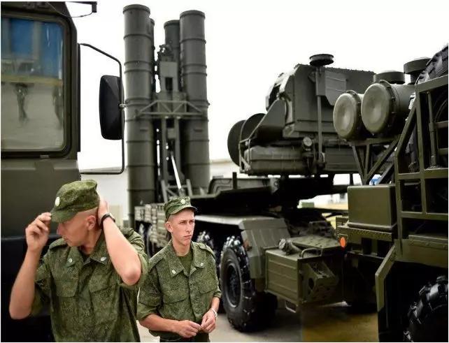 骗完中国骗俄罗斯!S-400拱手送给美国,专家:一场世界级的出卖!