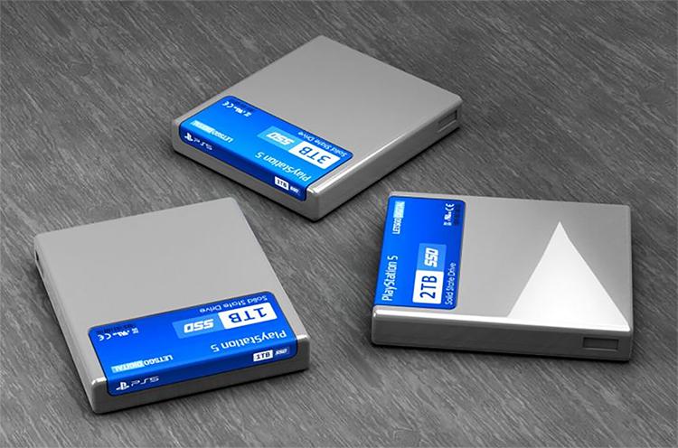 索尼PS5大概率將支持外接SSD盒式磁帶作為擴容設備