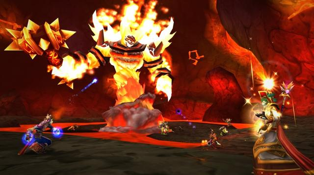 《魔兽世界》:玩家制作视频力证正式服好玩,老玩家不为所动