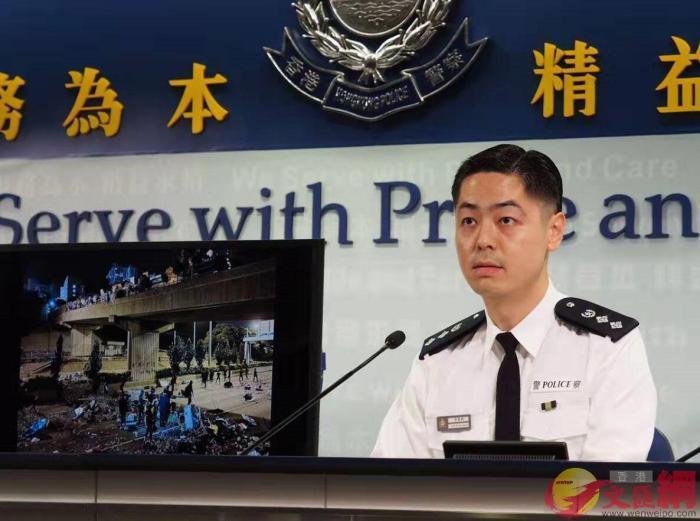香港警方:修例风波至今已拘捕超4600人454警员负伤