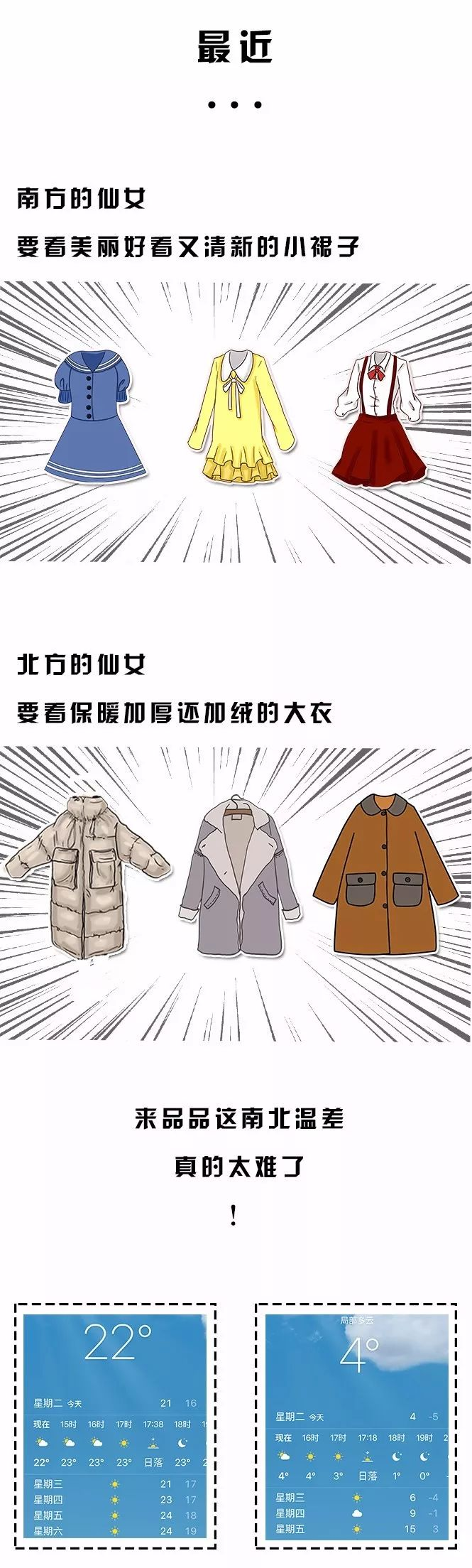 大衣里面穿什么好看?内搭这几种美翻冬季!