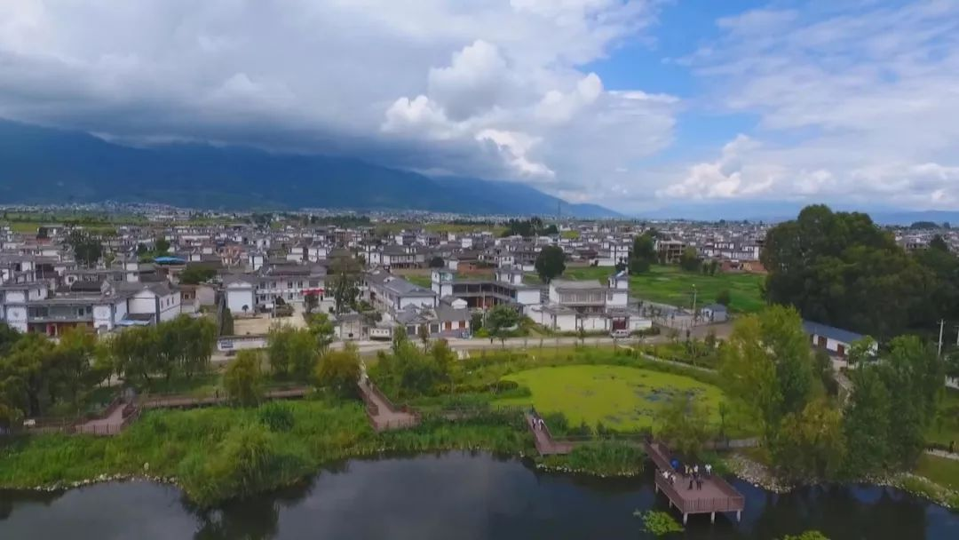 古生村:以民族团结之力 助推洱海保护治理