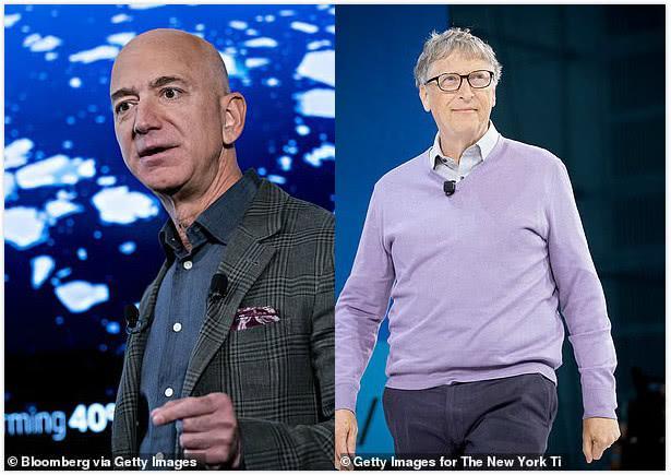 10000000000亿合同落空!世界首富再次易主,盖茨恐成最大赢家?