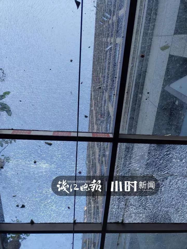 青花瓷碗从天降,杭州一楼业主把楼上邻居全告了后抛物者现身_老张