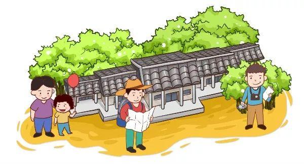 """【参与者招募】""""我与旧村有个约会""""桑园社区定向越野活动"""