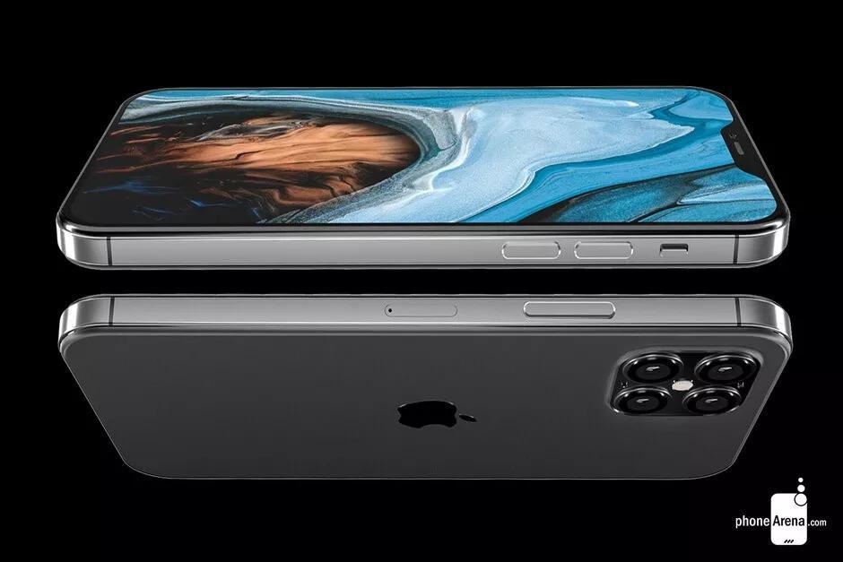 原创            iPhone 12 全新设计流出,致敬乔布斯?