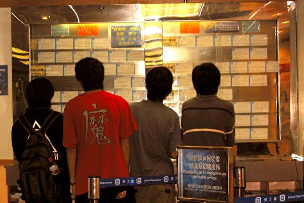 香港失业率升至3.1%,失业人数超12万!业内吁反暴力保就业