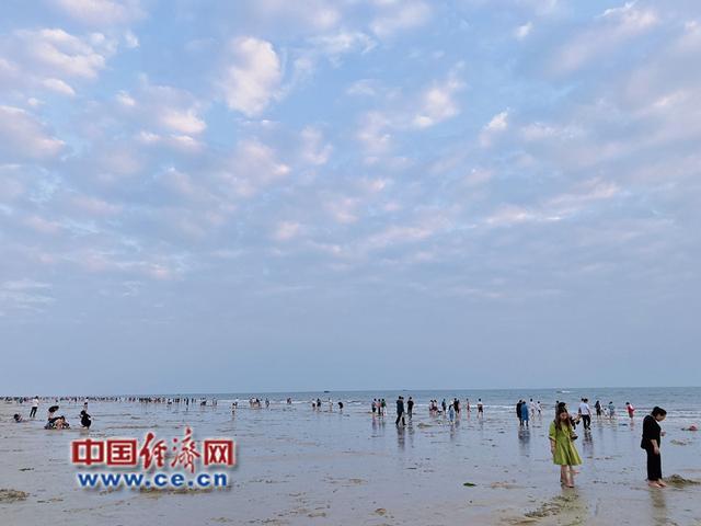 「美丽中国·网络媒体生态文明行」北海加强生态立法 守护蓝天碧海银沙