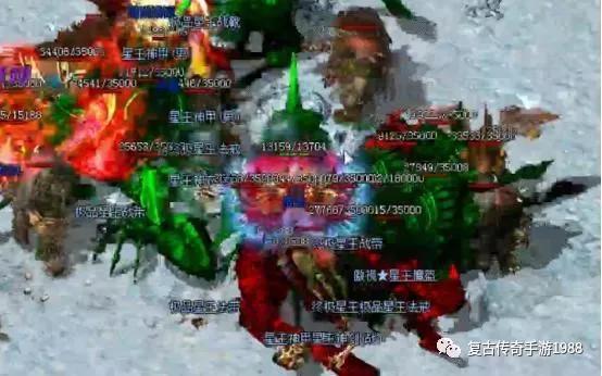 """热血传奇手游:玛法大陆的宝藏地图,来""""牛魔洞""""就对了!"""