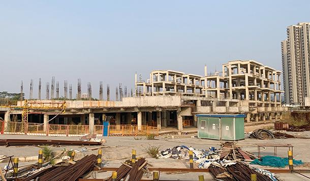 东莞楼市百态:新地王产生旧项目去货