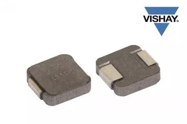Vishay推出的新款商用电感器具有超小尺寸