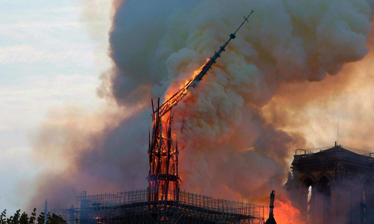 巴黎圣母院大火后续来了,法国难题找我们,国家基建将再扬名世界_中欧新闻_欧洲中文网