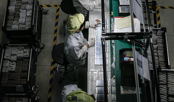 广东制造业500强出炉东莞增速领跑