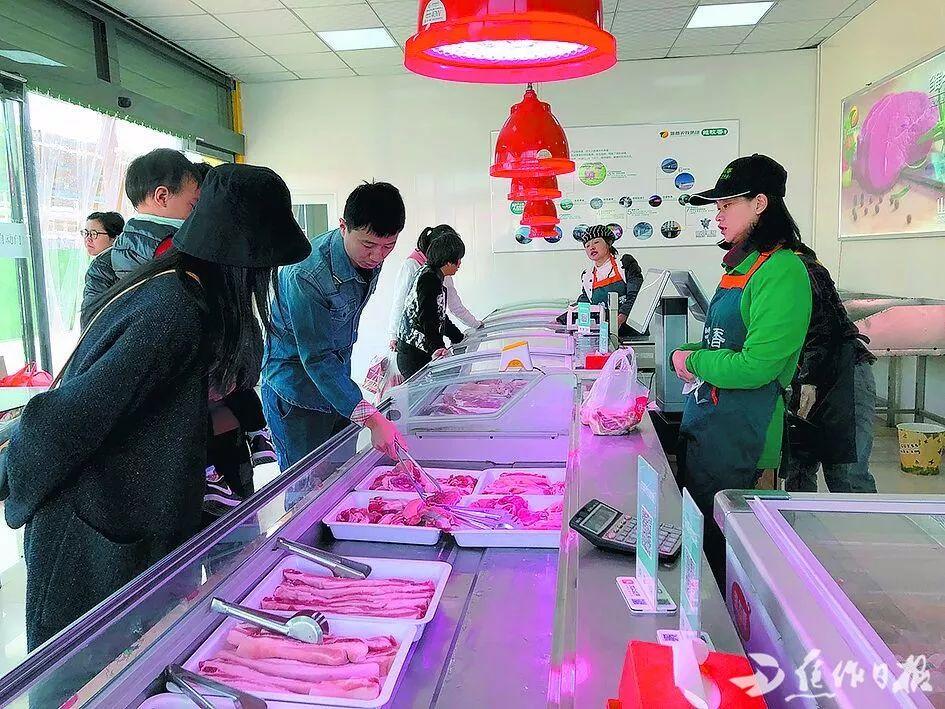 【城事】降了降了,焦作猪肉价格