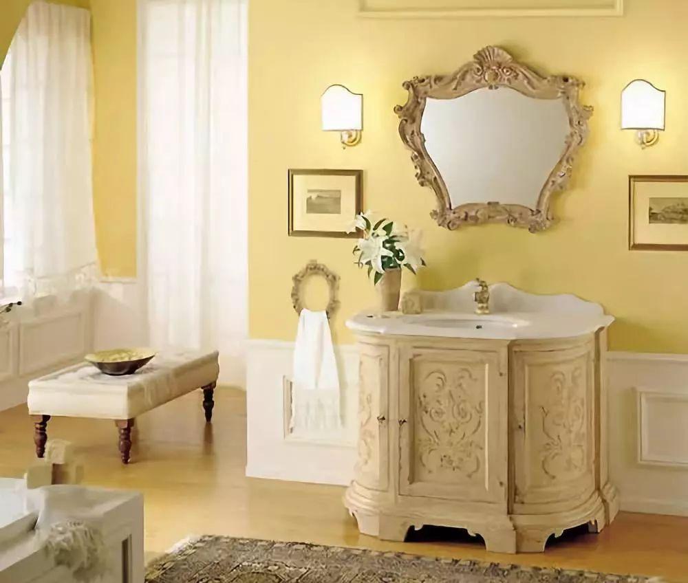 家装 达人支招:装修不要忽视浴室色调(图1)