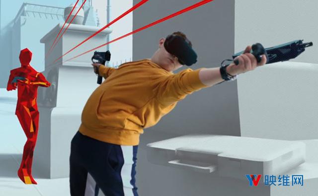 MixCast为VR游戏提供一站式MR视频制作解决方案