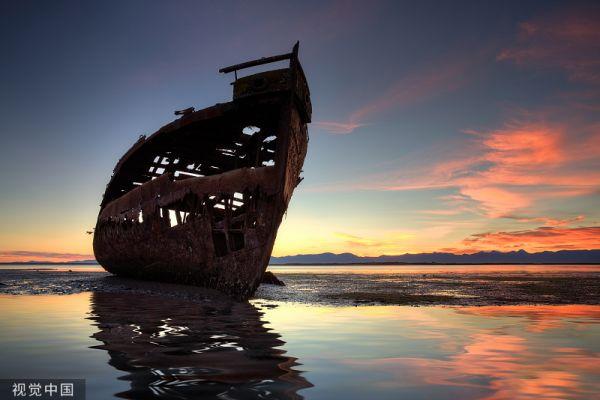 沉船考古大发现!希腊卡索斯岛附近发现5艘沉船残骸_中欧新闻_欧洲中文网