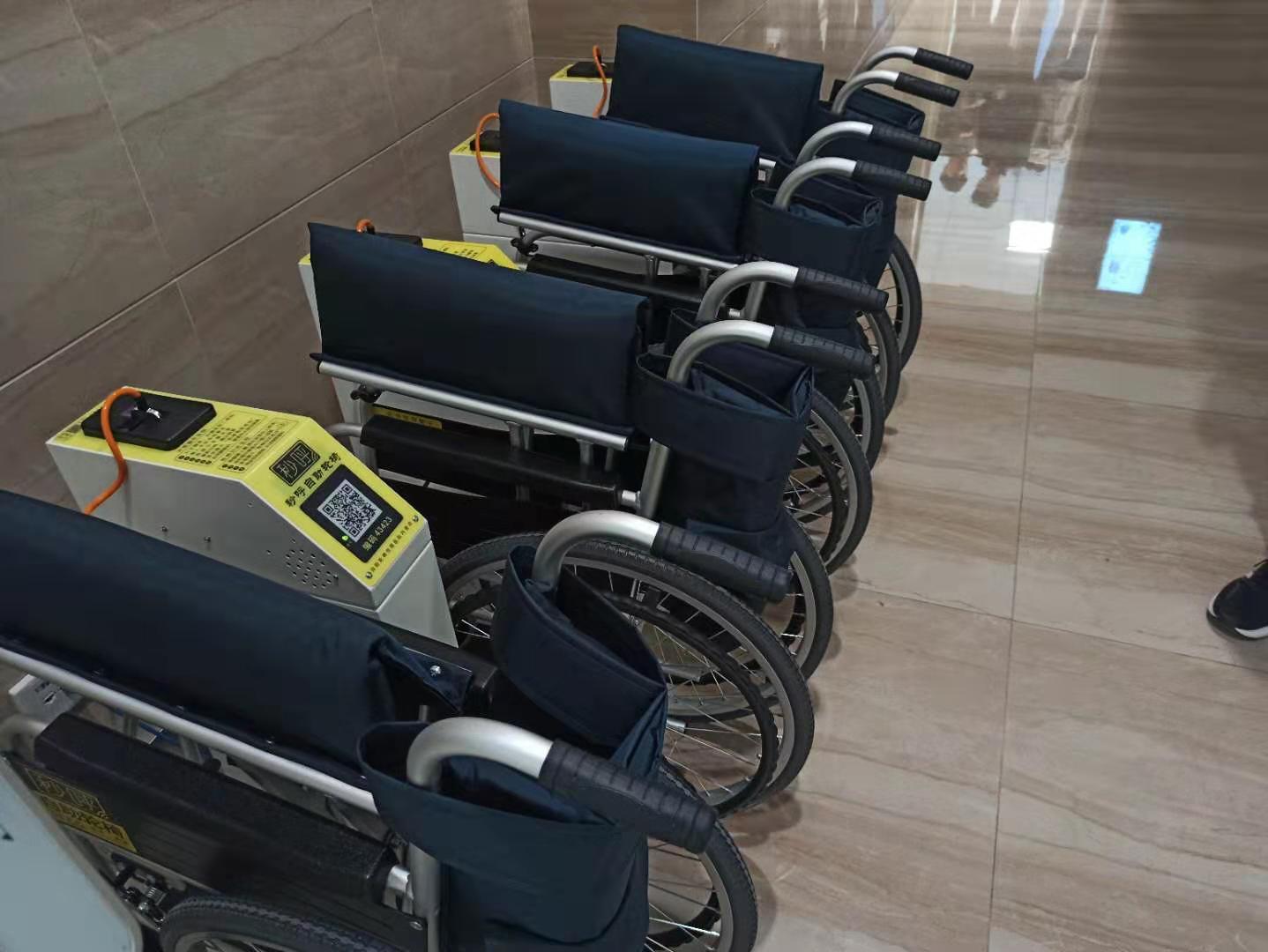 共享轮椅在徐州,在连云港