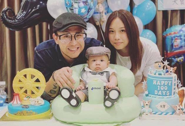 """""""脚踏五只船""""的香港歌手再做父亲?因不足"""