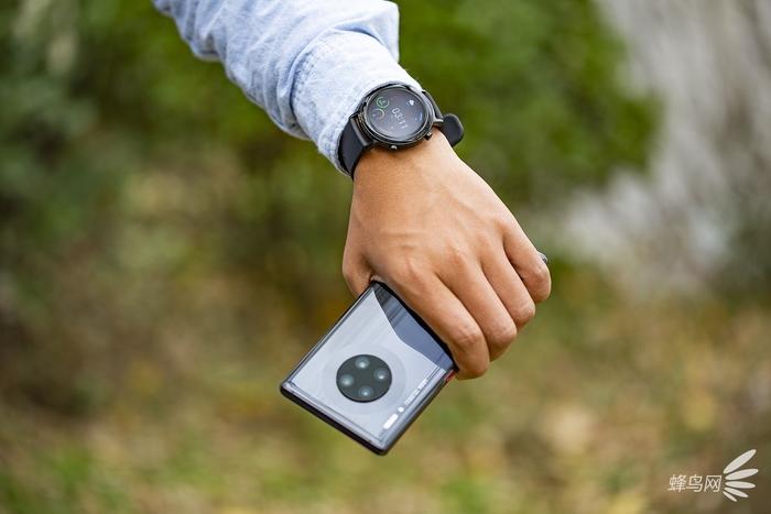 小巧时尚的贴身健康管家华为WatchGT242mm版评测