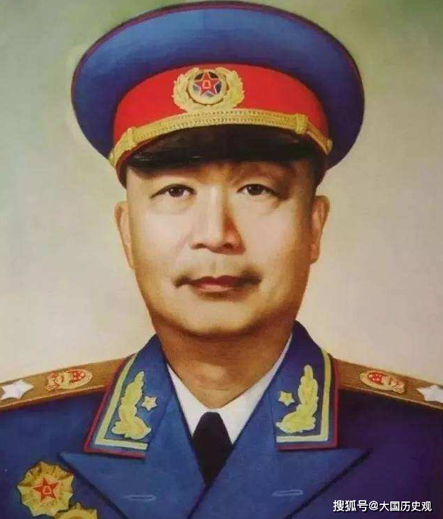 历史-十大元帅中最晚去世的一位:被称为福将,死后还有600烈士相伴!