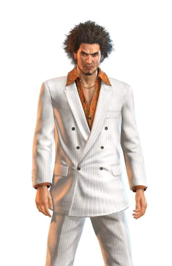 《如龙7》新服装DLC公布春日一番西装休闲服花样多