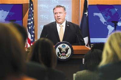 美国称约旦河西岸以色列定居点不违法