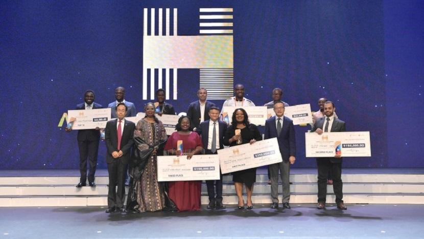 尼日利亚血液输送初创公司 LifeBank 获得马云基金会非洲青年创业奖_奖金