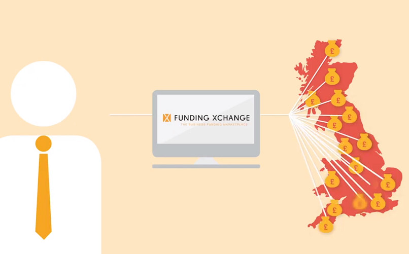 伦敦金融科技初创公司 Funding Xchange 融资 930 万欧元