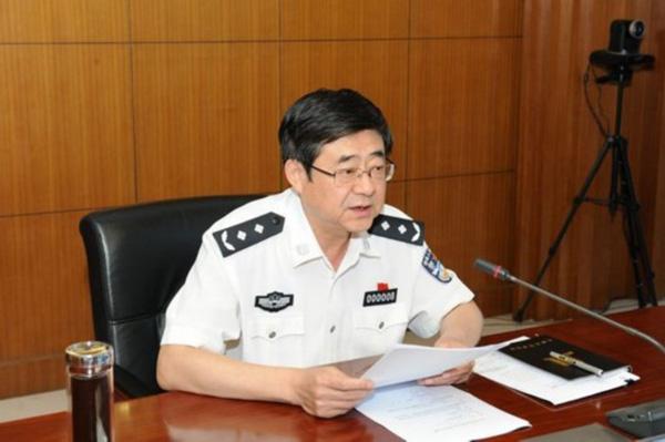 石家庄副市长、市公安局长刘胜任河北省委政法委副书记