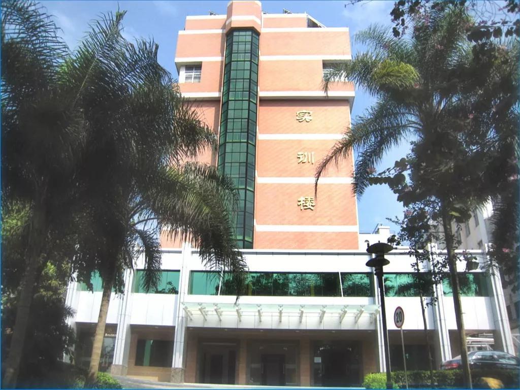 广东科贸职业学院宿舍