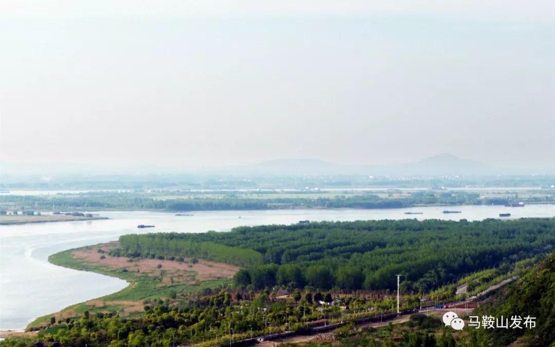 马鞍山这片占地3000亩的新 网红 景点,有望下月初正式对外开放