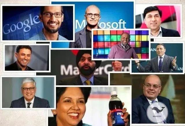 印度人为何能在美国成功?