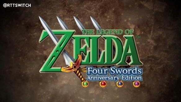 玩家发起请愿移植《塞尔达传说四支剑周年纪念版》