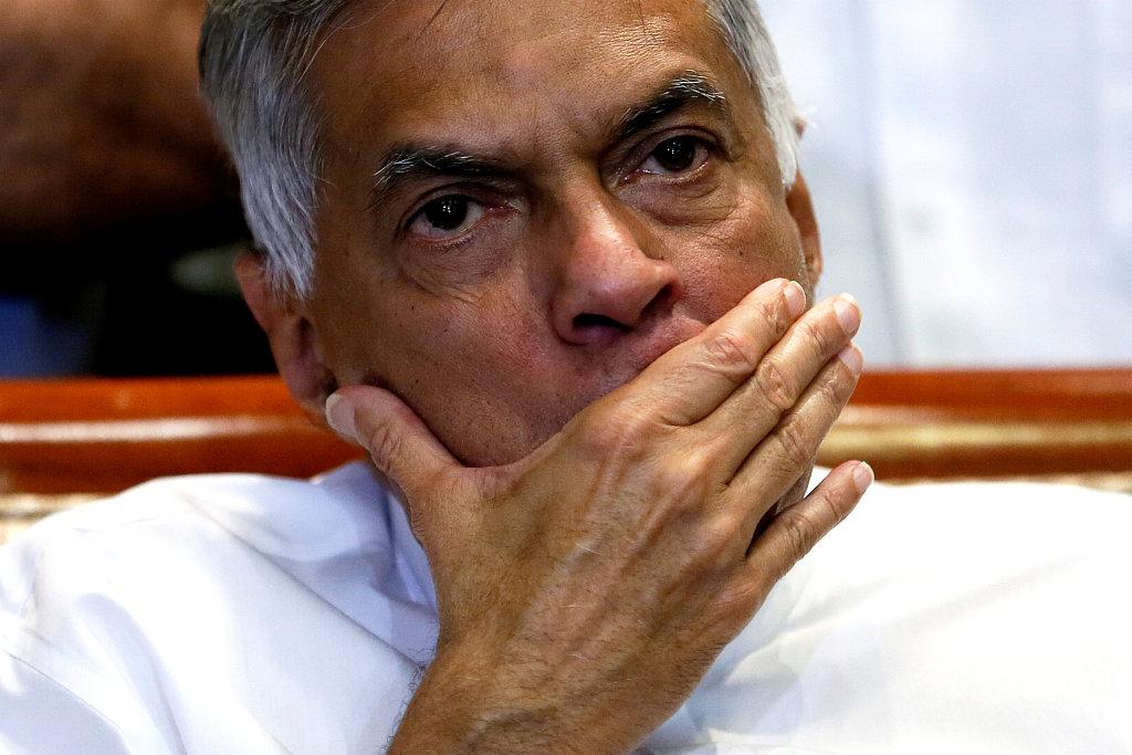 斯里兰卡总理宣布辞职,为总统建立新政府铺平道路