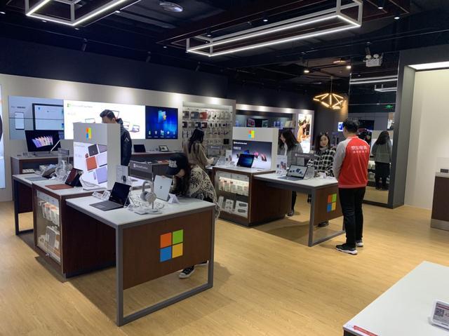 辦公+生活六大體驗集于一館:京東電器超級體驗店微軟區帶來沉浸式新體驗