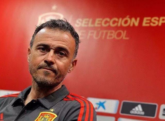 再度回归!官宣:恩里克重掌西班牙国家队教鞭_莱斯