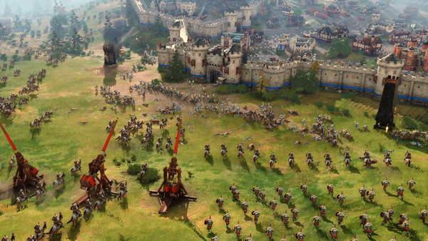 傳《帝國時代4》2021年才能發售游戲已經開發了三年_玩家