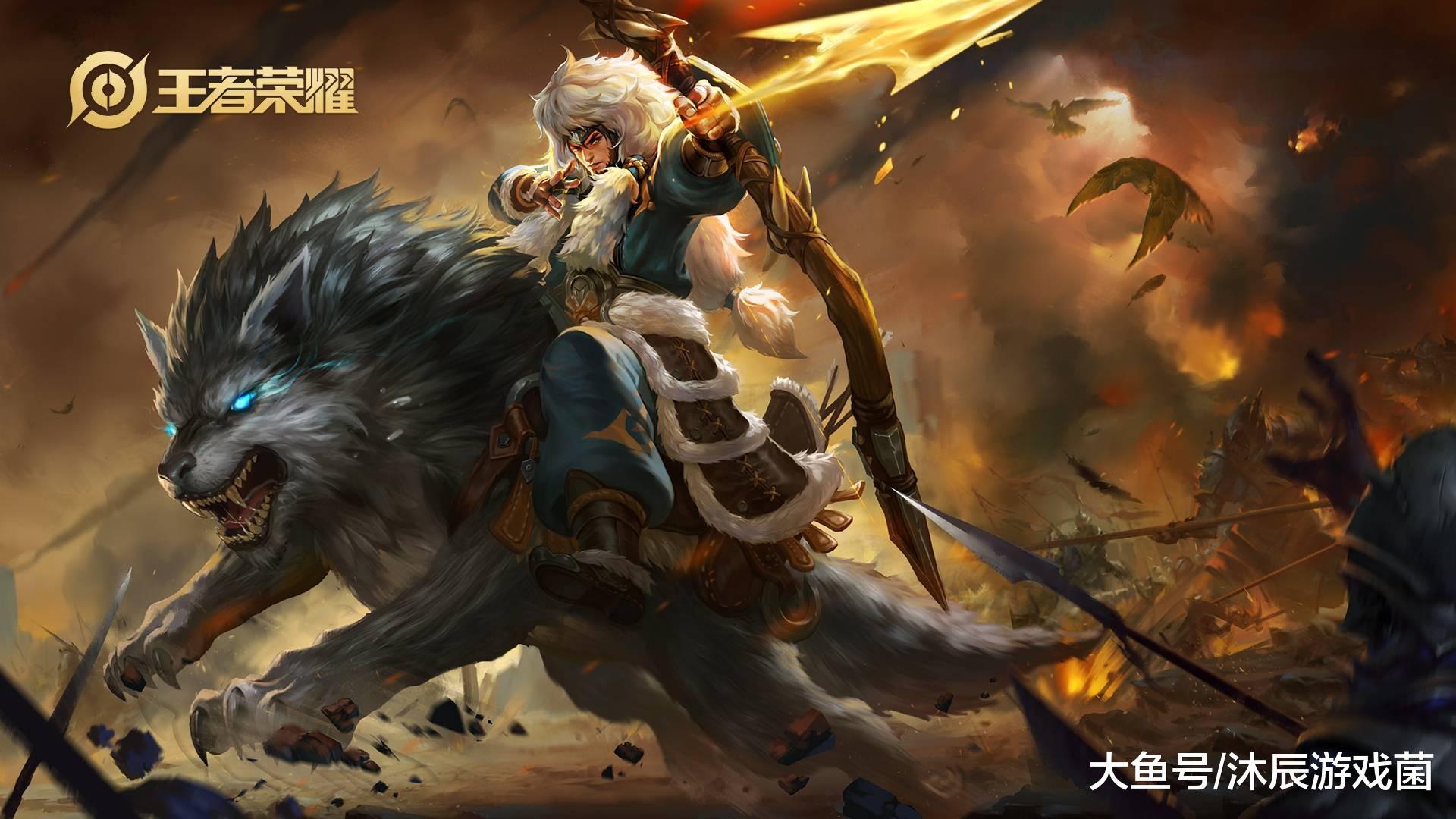 王者荣耀:s17狼狗被削弱,守约没输出,谁是射手上分首选?