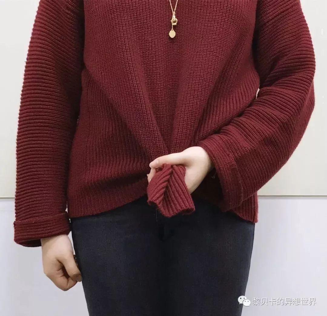 冬天的毛衣、裤子、大衣想穿得更时髦,都可以靠它来加分
