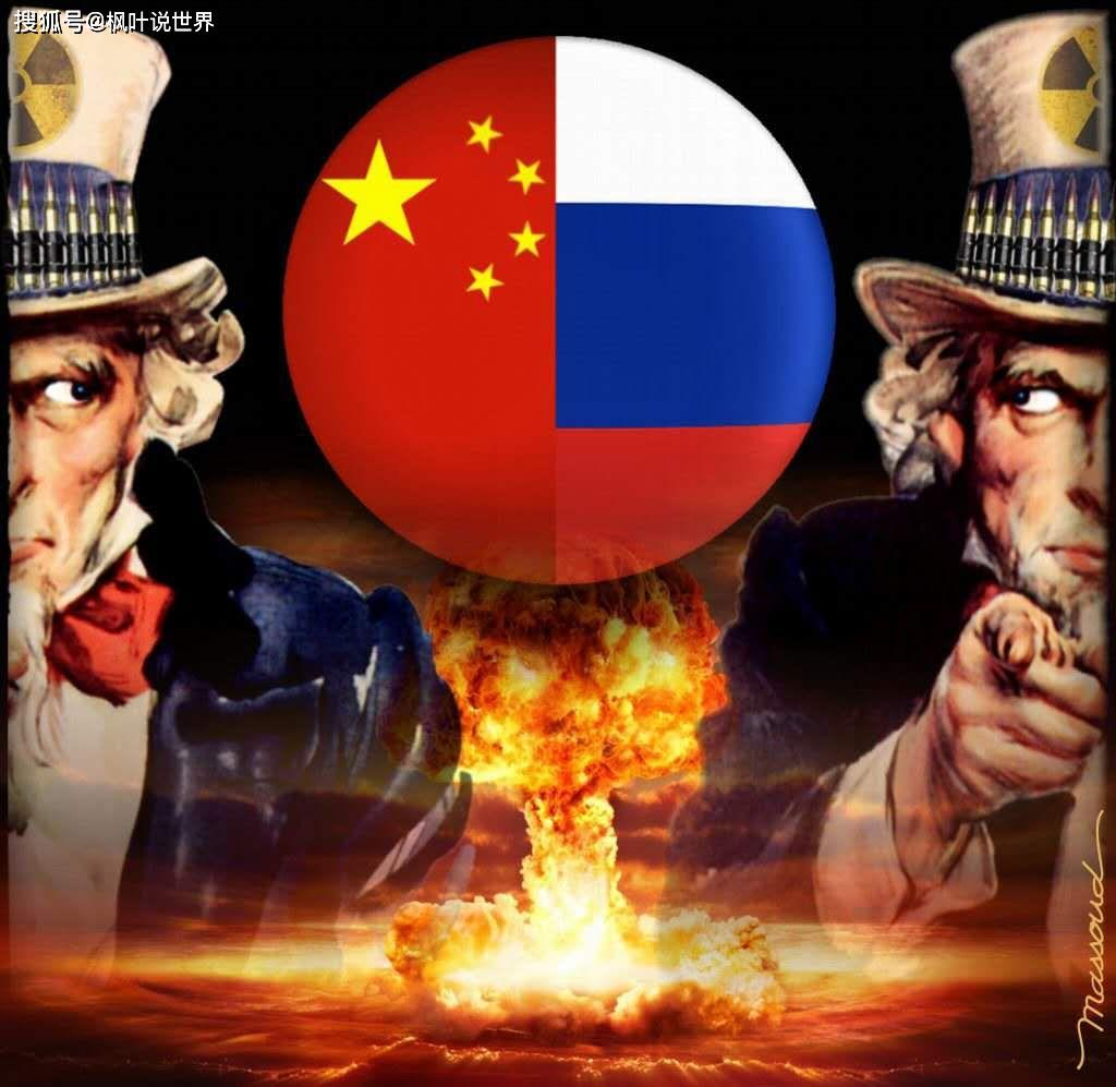 美国的军事梦,同时与俄罗斯和中国作战,并且赢得胜利
