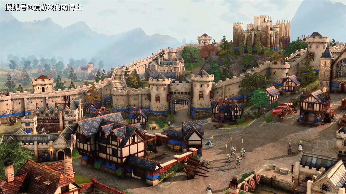 除了沒有內購氪金,微軟《帝國時代4》還透露了這些游戲細節