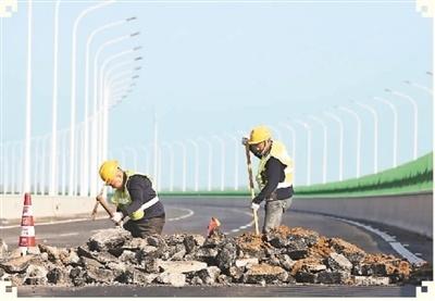 河南省內第26座黃河大橋將建成_工程