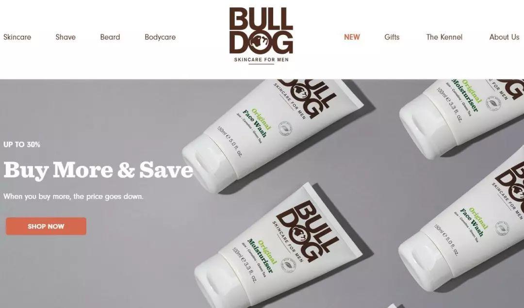 """首个""""无动物测试""""美容品牌进入中国大陆市场:英国男士护肤品牌 Bulldog_中欧新闻_欧洲中文网"""