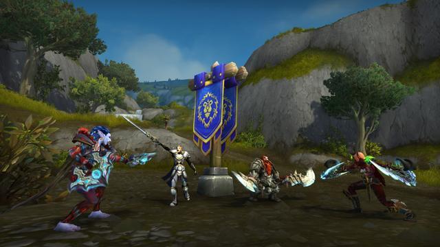 《魔獸世界》:懷舊服更新計劃又雙叒提前了,戰歌和奧山等你來戰