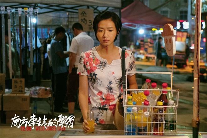《南方车站的聚会》曝花絮万茜哭戏打动刁亦男_胡歌
