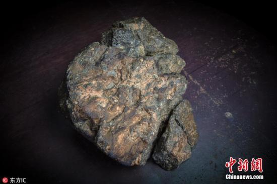 日本发现千万年前的陨石痕迹 或与生物灭绝有关