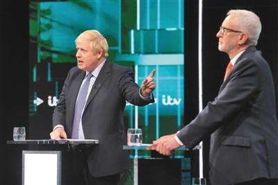 英国大选首辩脱欧内容占一半